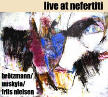 Live at Nefertiti - CD cover art