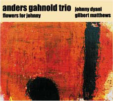 Flowers for Johnny - CD cover art