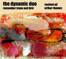Remember Trane and Bird  - CD cover art