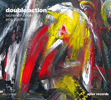 Double Action - CD cover art