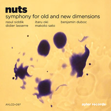 Symphony for Old and New Dimensions - CD cover art