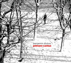 Primare Cantus - CD cover art