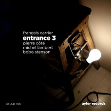 Entrance 3 - CD cover art