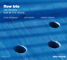 Set Theory, Live at the Stone  - CD cover art