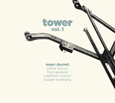 Tower, vol.1 - CD cover art