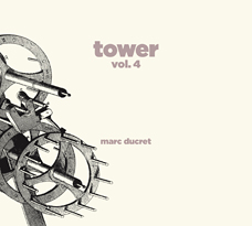 Tower, vol.4 - CD cover art