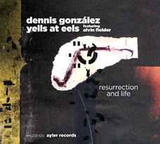 Resurrection and Life - CD cover art