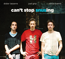Can't Stop Snusing - CD cover art