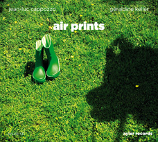 Air Prints - CD cover art