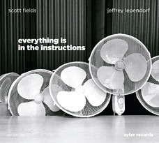 Everything is in the instructions - CD cover art