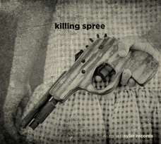 Killing Spree - CD cover art