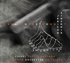 Jericho Sinfonia - CD cover art