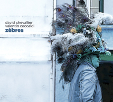 Zèbres - CD cover art